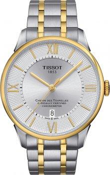 zegarek CHEMIN DES TOURELLES Tissot T099.408.22.038.00
