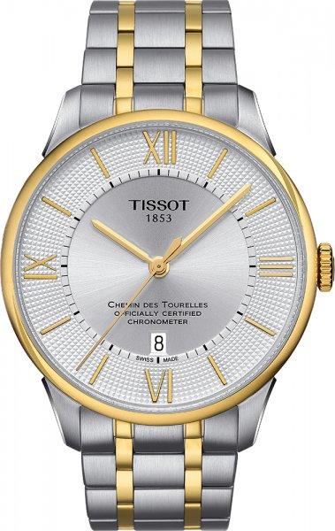 Tissot T099.408.22.038.00 Chemin des Tourelles CHEMIN DES TOURELLES POWERMATIC 80 COSC