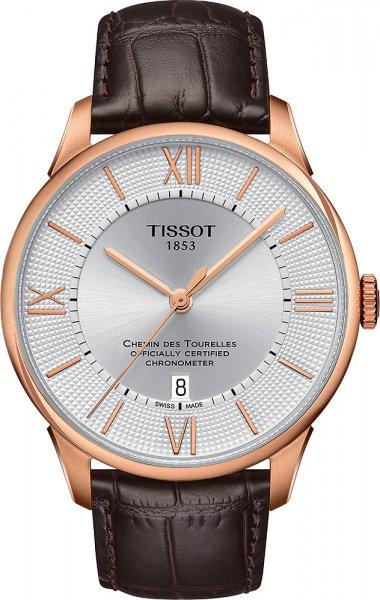 Zegarek Tissot T099.408.36.038.00 - duże 1