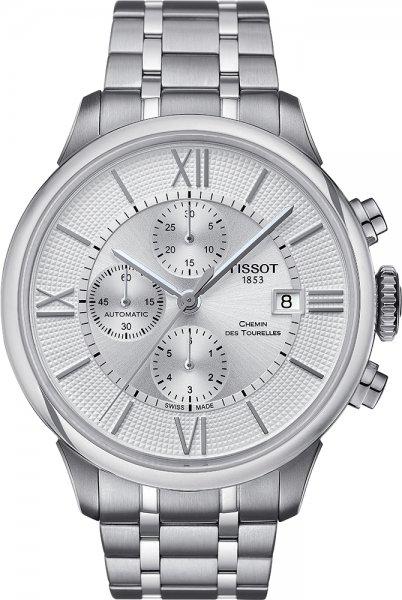 Zegarek Tissot T099.427.11.038.00 - duże 1