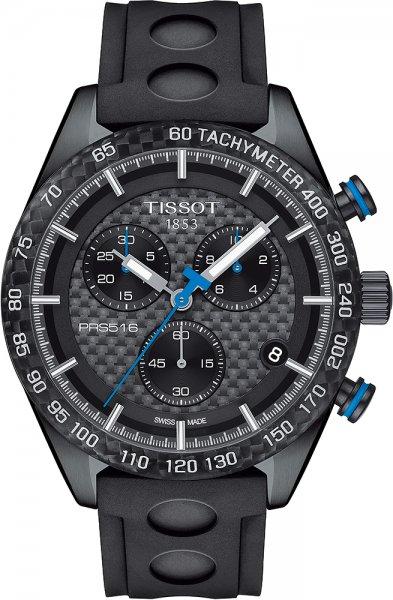 Zegarek Tissot T100.417.37.201.00 - duże 1