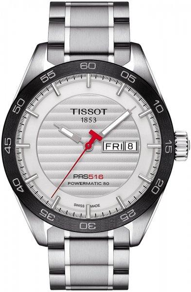 Zegarek Tissot T100.430.11.031.00 - duże 1