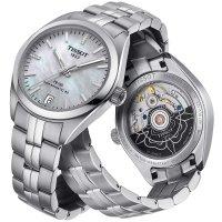 Zegarek damski Tissot pr 100 T101.207.11.116.00 - duże 2
