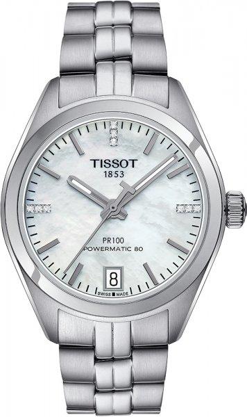 Zegarek Tissot T101.207.11.116.00 - duże 1