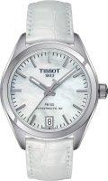Zegarek damski Tissot pr 100 T101.207.16.111.00 - duże 1