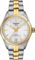 Zegarek damski Tissot pr 100 T101.207.22.031.00 - duże 1