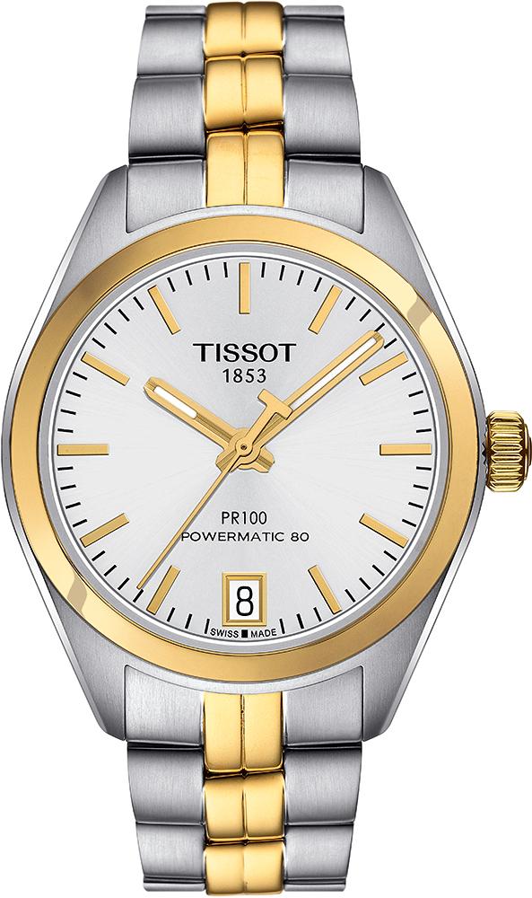 Tissot T101.207.22.031.00 PR 100 PR 100 POWERMATIC 80 LADY