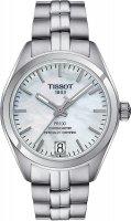 Zegarek damski Tissot pr 100 T101.208.11.111.00 - duże 1