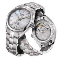 Zegarek damski Tissot pr 100 T101.208.11.111.00 - duże 2