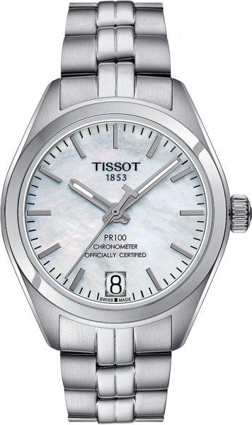 Zegarek Tissot T101.208.11.111.00 - duże 1