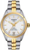 Zegarek damski Tissot pr 100 T101.208.22.031.00 - duże 1