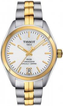 zegarek damski Tissot T101.208.22.031.00