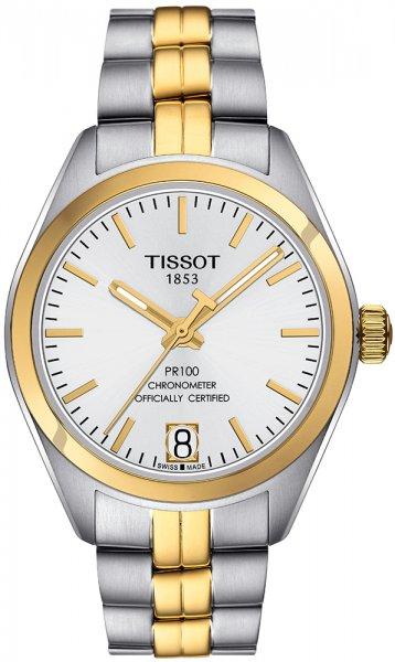 Zegarek Tissot  T101.208.22.031.00 - duże 1