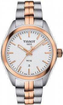 zegarek damski Tissot T101.210.22.031.01
