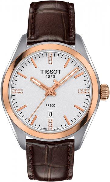 Zegarek Tissot T101.210.26.036.00 - duże 1