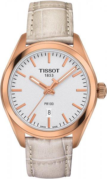 Zegarek Tissot T101.210.36.031.00 - duże 1