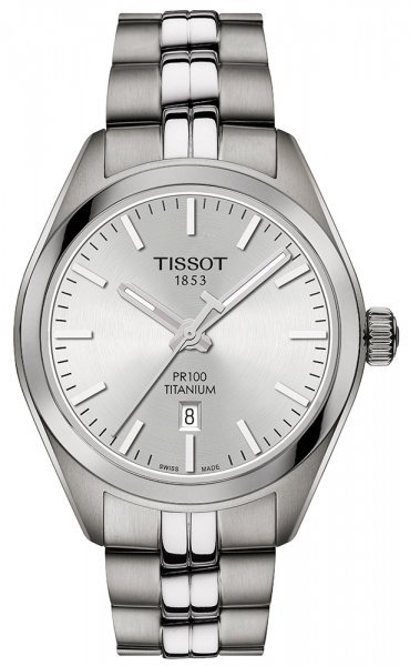 Zegarek Tissot T101.210.44.031.00 - duże 1