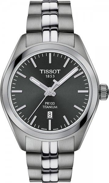 Tissot T101.210.44.061.00 PR 100 PR 100 TITANIUM QUARTZ LADY
