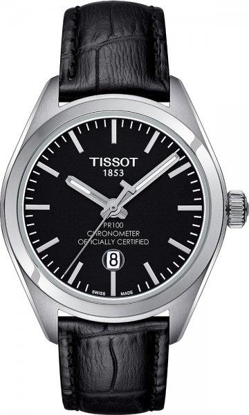 Zegarek Tissot T101.251.16.051.00 - duże 1