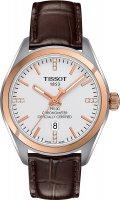 Zegarek damski Tissot pr 100 T101.251.26.036.00 - duże 1