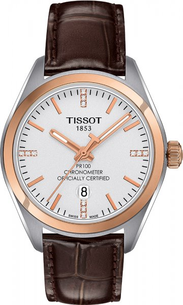 Zegarek Tissot T101.251.26.036.00 - duże 1