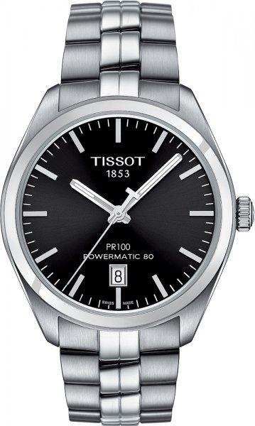 Zegarek Tissot  T101.407.11.051.00 - duże 1