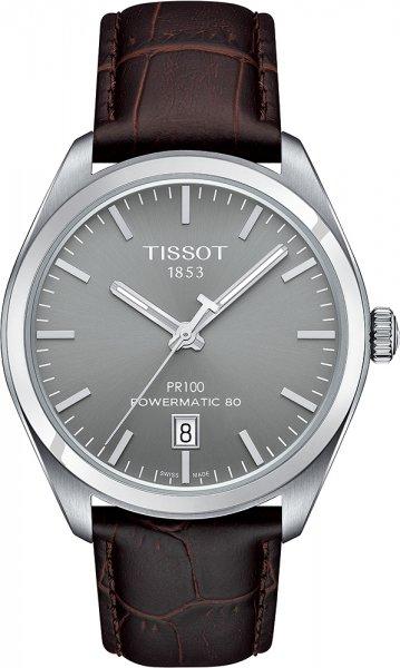 Zegarek Tissot T101.407.16.071.00 - duże 1