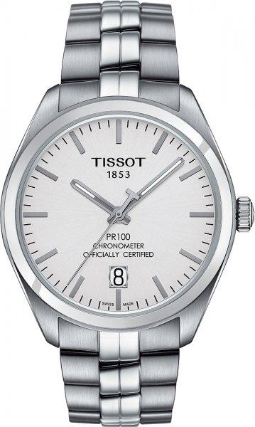 Zegarek Tissot T101.408.11.031.00 - duże 1