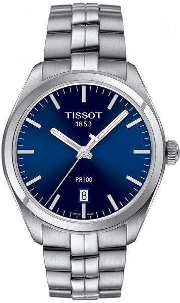 Zegarek męski Tissot pr 100 T101.410.11.041.00 - duże 3