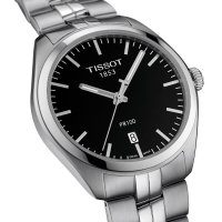 Zegarek męski Tissot pr 100 T101.410.11.051.00 - duże 2
