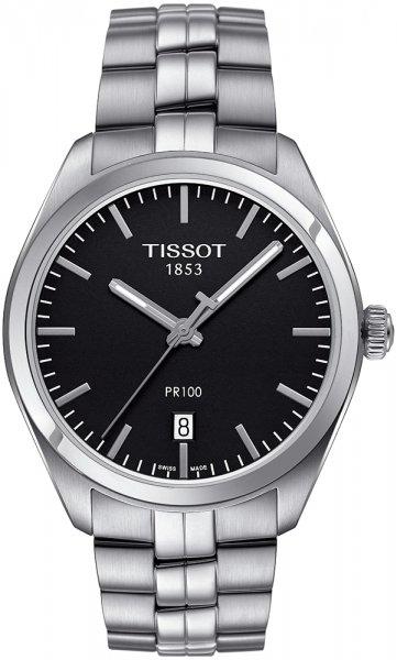 Zegarek męski Tissot pr 100 T101.410.11.051.00 - duże 3