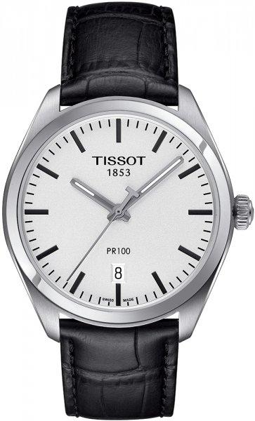Zegarek Tissot T101.410.16.031.00 - duże 1