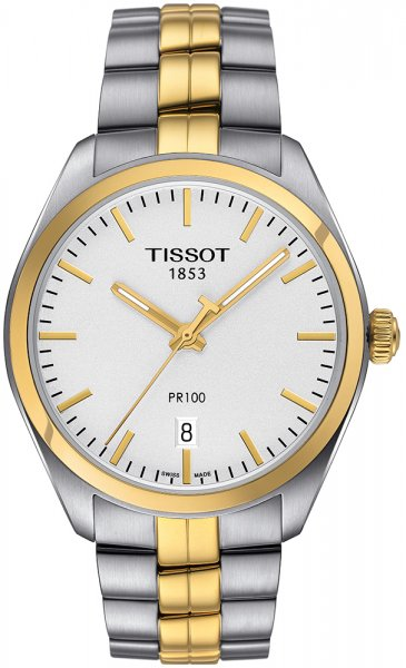 Zegarek Tissot T101.410.22.031.00 - duże 1