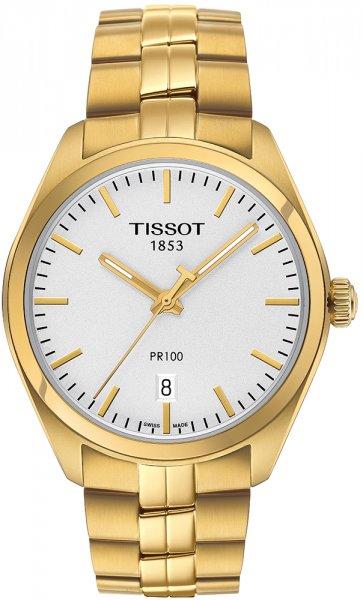 Zegarek Tissot T101.410.33.031.00 - duże 1