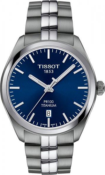 Tissot T101.410.44.041.00 PR 100 PR 100 TITANIUM QUARTZ