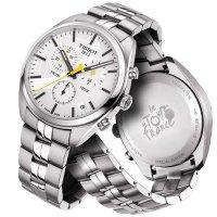 Zegarek męski Tissot pr 100 T101.417.11.031.01 - duże 2