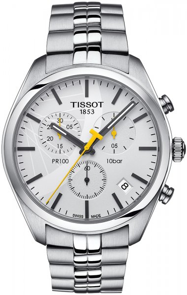 Zegarek Tissot T101.417.11.031.01 - duże 1
