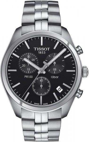 Zegarek Tissot T101.417.11.051.00 - duże 1