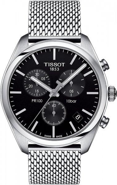 Zegarek Tissot T101.417.11.051.01 - duże 1
