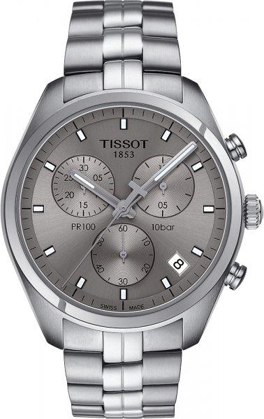 Zegarek Tissot T101.417.11.071.00 - duże 1