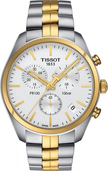 Zegarek męski Tissot pr 100 T101.417.22.031.00 - duże 1
