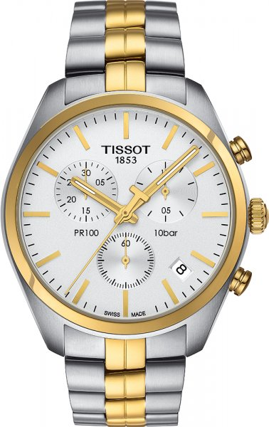 Zegarek Tissot T101.417.22.031.00 - duże 1