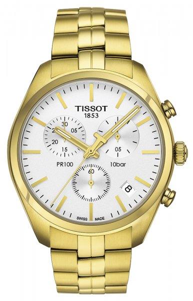 Zegarek Tissot T101.417.33.031.00 - duże 1