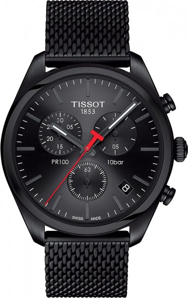Zegarek Tissot T101.417.33.051.00 - duże 1