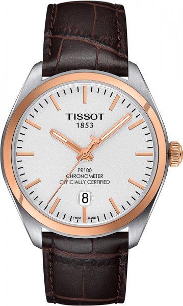 Zegarek Tissot T101.451.26.031.00 - duże 1