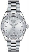 Zegarek damski Tissot pr 100 T101.910.11.031.00 - duże 1