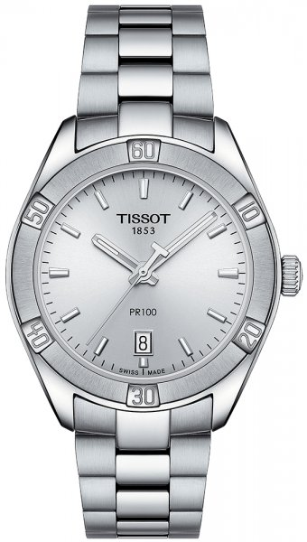 Zegarek Tissot T101.910.11.031.00 - duże 1