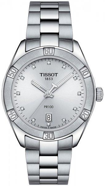 Zegarek Tissot T101.910.11.036.00 - duże 1
