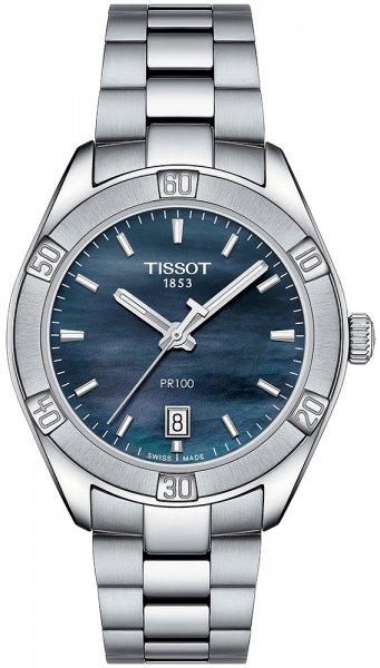 Zegarek Tissot T101.910.11.121.00 - duże 1