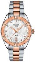 Zegarek damski Tissot pr 100 T101.910.22.116.00 - duże 1
